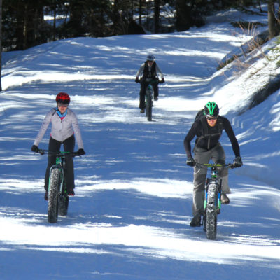 Fat-bike Vercors