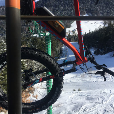 descente fat-bike