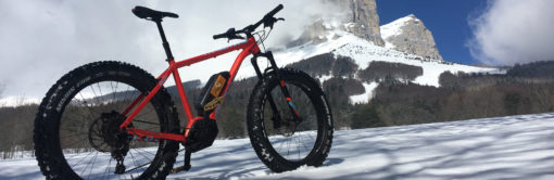 VTT Fat bike Ae